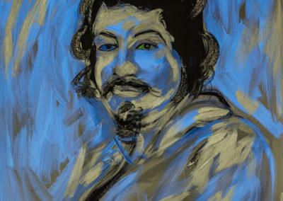 Caravaggio ritratto